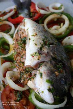Le poisson est un mets très prisé dans la cuisine Marocaine, tout particulièrement dans les cuisines régionales côtières, aussi bien...