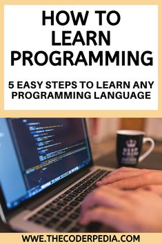 Programming is one of the most resourceful skill you should have as a millennial. So, here is the step by step guide on How to Learn Programming. Top Programming Languages, Learn Programming, Python Programming, Computer Programming, Computer Science, Learn C, Learn To Code, Memory Management, Object Oriented Programming