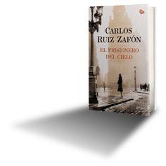 El Prisionero el Cielo de Carlos Ruiz Zafón