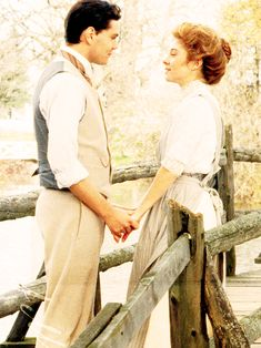 Anne & Gilbert  from Anne of Green Gables