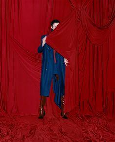 Balenciaga SS17 by Harley Weir