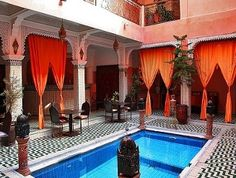 #Riads of #Marrakech, #morocco