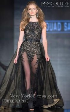 MNM Fouad Sarkis 2188 Dress - NewYorkDress.com  $1725CAN