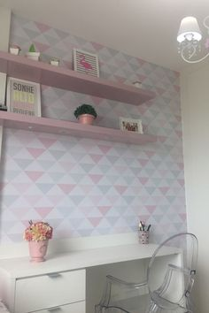 Cute Girls Bedrooms, Cute Bedroom Ideas, Girl Bedroom Designs, Closet Bedroom, Home Bedroom, Bedroom Decor, Dream Rooms, Dream Bedroom, Tv Unit Decor