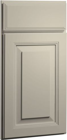 The Carlton Painted Urban Stone's rich detailing reflects the fine craftsmanship in this elegant raised panel door with unique waterfall edge profile. Carlton breaks down all geographical boundaries by blending with any décor.  View the Carlton door style here: http://www.cliqstudios.com/raised-panel-cabinets
