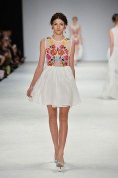 Alice McCall from Aussie fashion week