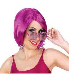 Γυαλιά Με Στρας Και Σκουλαρίκια