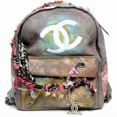 How to Chic: DIY CHANEL BACKPACK