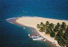 Praia do Gunga - Maceió
