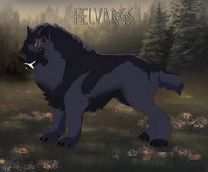 Floki 2141 by Ulfrheim on DeviantArt Animal Drawings, Wolf Drawings, Drawing Sketches, Drawing Ideas, Fantasy Creatures, Mythical Creatures, Cartoon Dog Drawing, Big Wolf, Beast Creature
