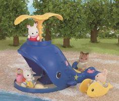Splash & Play Whale