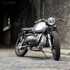 BMW R80 by Untitled Motorcycles (courtesy @Bike EXIF Custom Motorcycles, www.bikeexif.com). Ugh, why did I sell...