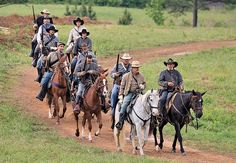 battle of resaca reenactment 2014 by 65mb, via Flickr
