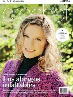 Clarín Crochet 2009 Nº 01 - Melina Crochet - Picasa-verkkoalbumit