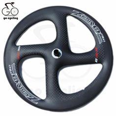 LUCKISS 700C 4 Spoke wheels Clincher carbon Wheels Track bicycle Wheels Water drop Desgin Four spoke wheels 56mm Depth-in Bicycle Wheel from Sports ...