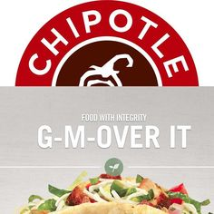 GMO-Free Chipotle is Considered More Trustworthy Than McDonald's – Chipotle's Corporate Social Responsibility programme includes helping local farmers and getting rid of GMOs Restaurant chain Chipotle is considered by Americans to be more trustworthy than McDonald's. McDonald's could clean up its act by sourcing non-GMO-fed meat. — Chipotle is considered... #chipotle #gmo #mcdonalds