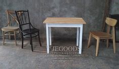 We design & produce chair and table made of #TeakWood #mahoganywood. We produce & supply furniture available at wholesale price on www.jeparagoods.com  #chairtable #TeakFurniture #teakchair #teakbench #teaktable #jeparagoods #jeparafurniture #indonesiafurniture