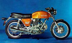Ducati GT750 (1971)