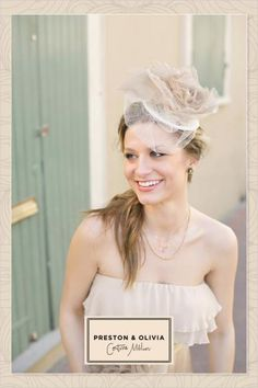 I don't know if i would be able to pull this kinda head piece, but it's super cute :)