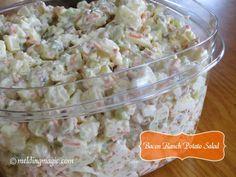 Melding Magic: Bacon Ranch Potato Salad