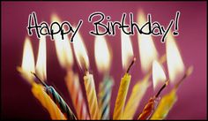 Free Birthday Candles eCard - eMail Free Personalized Birthday Cards Online