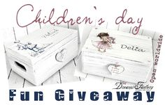 Childrens Day - Fun Giveaway (open worldwide)