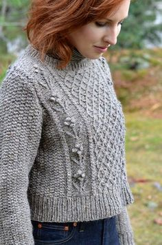 Cute! Helga from winter Knitty, by Emily Nora O'Neil