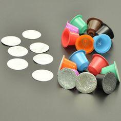 empty cm coffee capsule pods compatible nespresso on. Black Bedroom Furniture Sets. Home Design Ideas