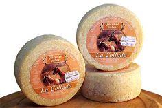 Queso la Collada de cabra, de Asturias
