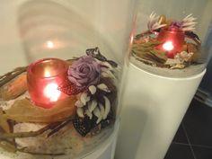 Nagtegaal Styling en Interieur: Zijdebloemstukken herfst @ Boomhiemke