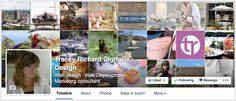Facebook for business.  A summary of the workshop that I led for Leading Women UK this week.
