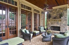 outdoor style living room