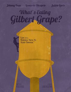 """What's Eating Gilbert Grape?"""
