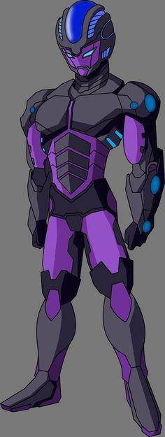Capsule Corp Battle Suit Mark X by OWC478