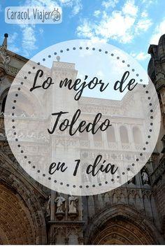 Precios en Toledo, qué ver en Toledo, Toledo en un día, iglesias, sinagogas, museos, comidas, toda información de Toledo. #viajes #Toledo #españa Toledo Spain, Eurotrip, Spain Travel, Trip Planning, Places To Visit, Vacation, Iglesias, Madrid, Koh Tao