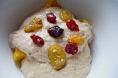 Frühstücksbrei im Thermomix mit Obst, ein schmackhaftes Rezept aus der Kategorie Frühstück. Bewertungen: 12. Durchschnitt: Ø 3,9.