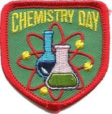 S1195 - Chemistry Day Fun Patch