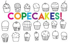Copecakes- coping skill building for kids