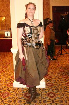 Steam Ingenious: Patch Corset Part 2: Construction and Finished Corset #Amazmerizing