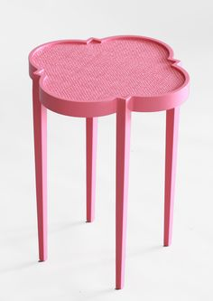 Tini IV table by oomph in Eros Pink.