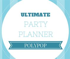 polypop ultimate party planner Freebie: Ultimate Party Planner