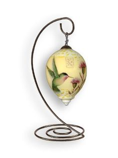 6.5 Petite Classic Hanging Ornament Metal Spiral Display Stand $2.99