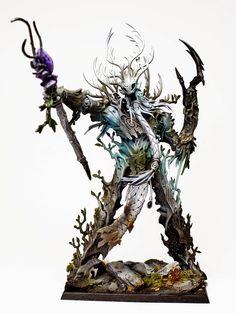 Wood Elves Treeman Ancient