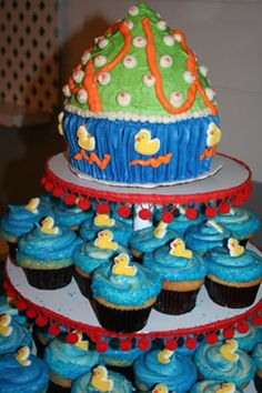Cupcakes Take The Cake: Sweet by Good Golly Miss Holly
