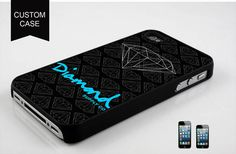 diamond supply co custom Case for iPhone 4 case, iPhone 5 case, Samsung galaxy s3 and Samsung galaxy s4 on Etsy, $14.99