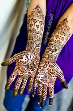 Beautiful Mehndi Design - Browse thousand of beautiful mehndi desings for your hands and feet. Here you will be find best mehndi design for every place and occastion. Quickly save your favorite Mehendi design images and pictures on the HappyShappy app. Latest Mehndi Designs Hands, Full Mehndi Designs, Latest Bridal Mehndi Designs, Indian Mehndi Designs, Mehndi Designs For Girls, Mehndi Design Photos, Wedding Mehndi Designs, Beautiful Henna Designs, Beautiful Mehndi