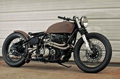 Garage Company Customs CB750 | Bike EXIF