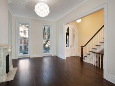 brownstone interior parlor 174 Garfield Place, Brooklyn NY - Trulia