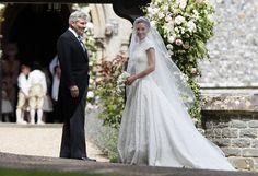 Prachtige Pippa straalt op het huwelijk van het jaar - Het Nieuwsblad: http://www.nieuwsblad.be/cnt/dmf20170520_02891623?_section=66750642