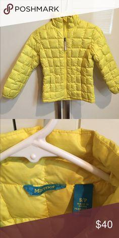 Marmot girls winter jacket. Marmot size small girls winter jacket in excellent condition. Marmot Jackets & Coats Puffers